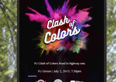 FU-Clash of Colors