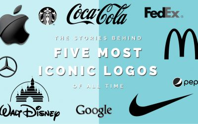 The stories behind the 5 most iconic logos of all time